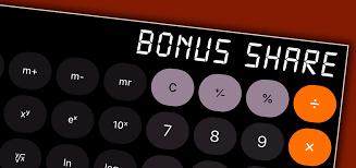 bonus andel